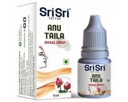 Ану Тайла капли для носа и ушей Шри Шри (Anu Taila), Sri Sri 10 мл