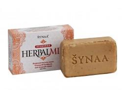 Аюрведическое мыло Сандал & Трифала, для склонной к жирности кожи, HerbalMix 75г