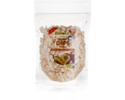Кокосовые чипсы обжаренные, Органик 300 г
