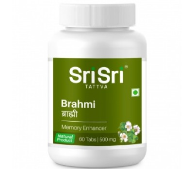 Брахми Brahmi, 60 таб Sri Sri