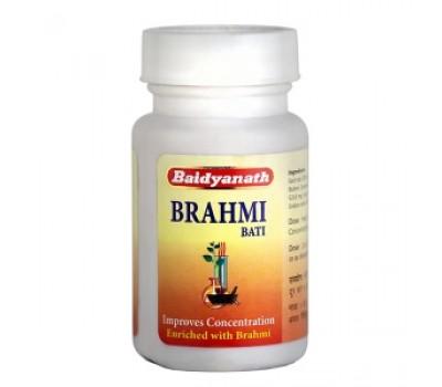 Брахми Бати Brahmi Bati, Baidyanath 80 таб