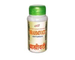 Брахмивати Готукола Brahmivati (gotukola), 200 табл Shri Ganga
