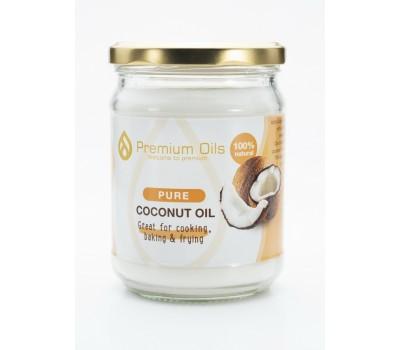 Масло кокосовое рафинированное 500мл Premium Oils