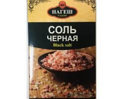 Соль черная Нагеш, 50г Nagesh
