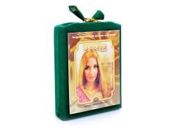Аюрведическая лечебная краска для волос Золотой Блонд Ааша Хербалс 100г