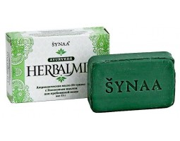 Аюрведическое мыло 24 травы с Кокосовым маслом HerbalMix 75г