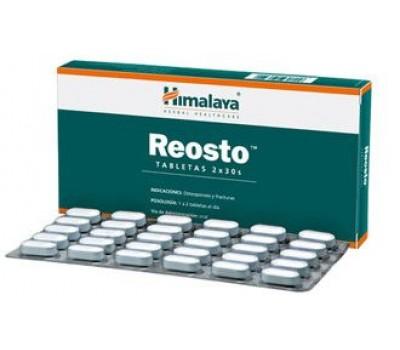 Реосто Reosto для костей, Himalaya 60 таб