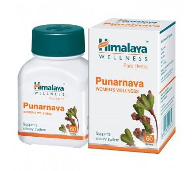 Пунарнава Punarnava, Himalaya 60 таб