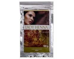 Маска для волос Амла укрепляющая Lady Henna 100г