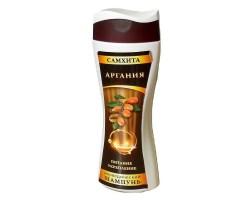 Аюрведический Шампунь Питание и укрепление Аргания, САМХИТА  200мл