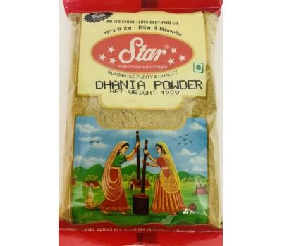Кориандр Молотый Dhania Powder, Star 100г
