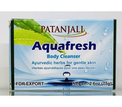 Мыло Аквафреш (Aquafresh), Patanjali 75г