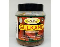 Джем из лепестков роз Гулканд (Gulkand), Patanjali 500г