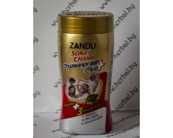 "Джем Чаванпраш Zandu Sona Chandi ""Plus"" 450 г"