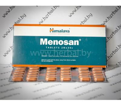 Меносан Menosan для женского здоровья Himalaya,60 капс.