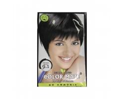 Краска для волос Color Mate Hair Color тон 9.1, чёрный 1 пакетик, 15 г