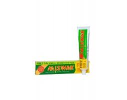 Зубная паста Мисвак (Miswak), Dabur 120+50г