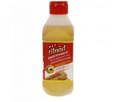 Кунжутное масло Tilnad Sesame Oil, KLF Nirmal, 200 мл.