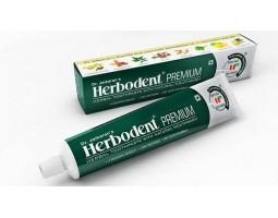 Травяная зубная паста Herbodent Premium, 50г  Jaikaran Herbals