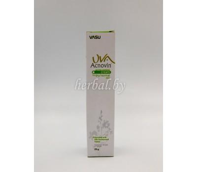Крем для проблемной кожи Акновин (Vasu Healthcare UVA Acnovin Cream), 25г