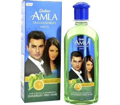 Масло для волос Амла против перхоти (Amla Anti-Dandruff Hair oil), DABUR 200 мл