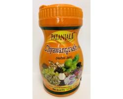 Джем Чаванпраш плюс Chyawanprash plus (Herbal Jam)  Patanjali, 1кг