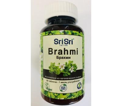 Брахми Brahmi Шри Шри, Sri Sri Tattva 60 таб
