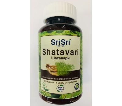 Шатавари Shatavari Шри Шри, Sri Sri Tattva 60 таб