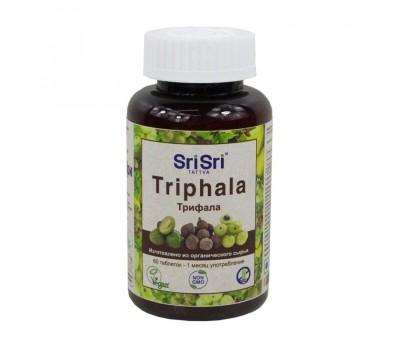 Трифала Triphala Шри Шри, Sri Sri Tattva 60 таб