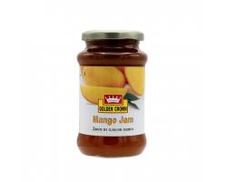 Джем из плодов манго Golden Crown, Mango Jam, 500 г