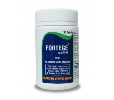 Фортеж Аларсин для мужского и женского здоровья Fortege Alarsin 100 таб