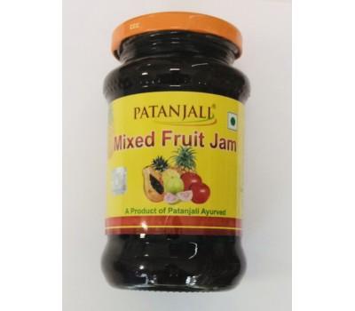 Джем фруктовый микс Mixed Fruits Jam Патанджали, Patanjali 500 г