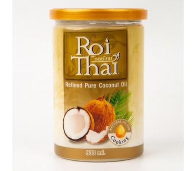 Кокосовое масло рафинированное Roi Thai 600мл
