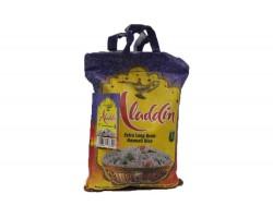 Рис Селла Басмати ТМ длиннозерный пропаренный Аладдин Extra Long Grain, Indo Arab Grain Supp Aladdin1кг