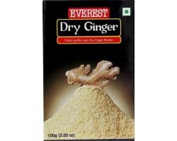 Имбирь сушёный молотый (Dry Ginger Powder), Everest 100г