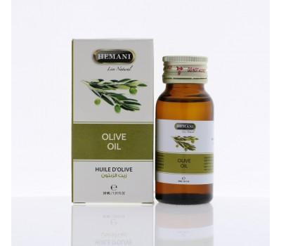 Масло Оливы, Olive oil 30 мл, HEMANI