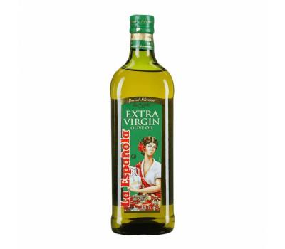 Масло оливковое нерафинированное La Espanola ст/б Extra Virgin Olive Oil 1л