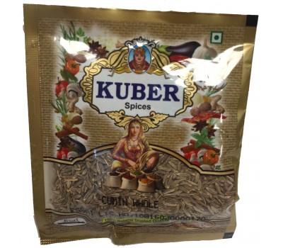 Семена Кумина (Зира) Jeera Whole, Kuber 20г