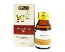 Масла Эвкалипта (Eucaliptus Oil), Hemani 30мл