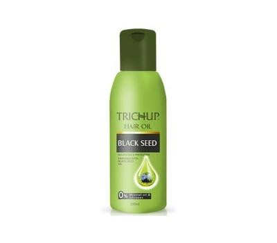 Масло для волос Тричуп с Черным Тмином, Hair oil Trichup Black Seed, VASU 100 мл