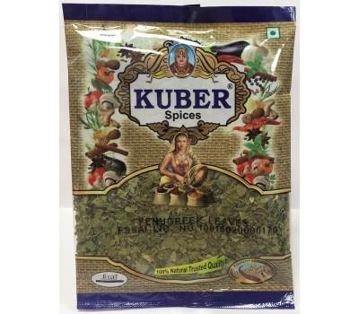 "Пажитник листья (шамбала) ""Kasoori methi"", Kuber Gold 20 г"