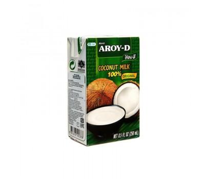 Кокосовое молоко, Aroy-D 250 мл