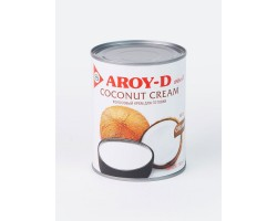 Кокосовый крем для готовки 20-22%, AROY-D 560 мл