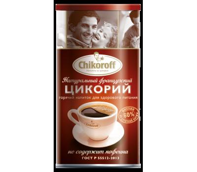 Натуральный растворимый порошкообразный цикорий Chikoroff 110г
