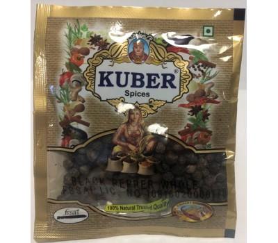 Перец черный целый Black Pepper Whole, Kuber 20г