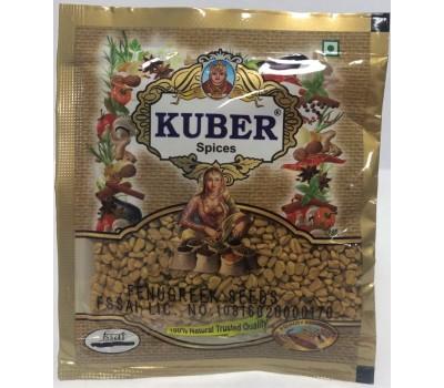 Пажитник семена (Fenugreek Seeds), Kuber Gold 20г