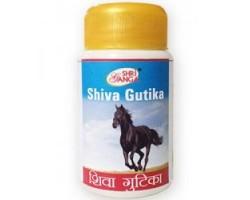 Шива Гутика (Shiva Gutika), Shri Ganga 50г (примерно 120 табл. /415 мг)