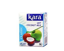 Кокосовое молоко, Kara 200 мл