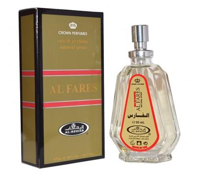 Парфюмерная вода Al Fares для мужчин, Al-Rehab 50 мл