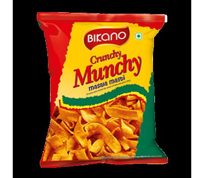 Хрустящий картофель Crunchy Munchy, Bikano 125 г